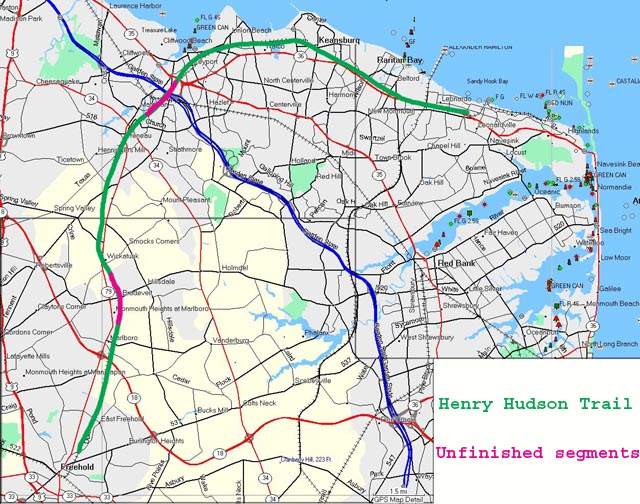 Bike Trails In Nj Bicycling And The Best Bike Ideas