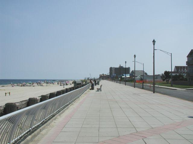 Biking the Jersey Shore -- Sandy Hook to Long Branch